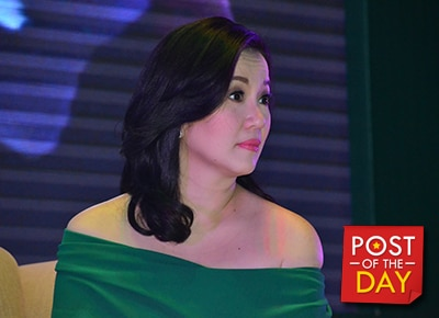Kris Aquino admits Duterte's interview cancellation was an 'epic snub'