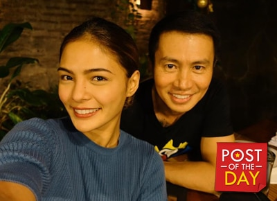 SPOTTED: Lovi Poe and ex-boyfriend Ronald Singson in Vigan
