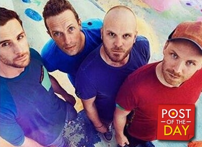WATCH: Coldplay is coming in Manila