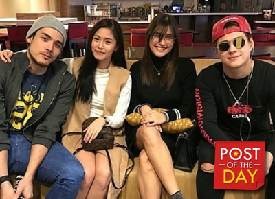 WATCH: LizQuen and KimXi bond together over 'Bean Boozled'