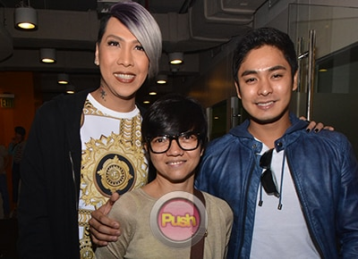 Joyce Bernal speaks up on the non-inclusion of Vice Ganda-Coco Martin movie in MMFF