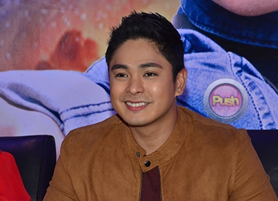 Coco Martin reveals hidden blessings despite of changes in the 2016 MMFF
