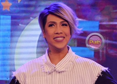 Vice Ganda says he will still send an entry to the Metro Manila Film Fest next year
