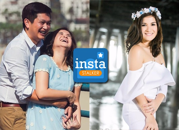 Instastalker: Camille Prats and VJ Yambao's Califonia prenup photo shoot