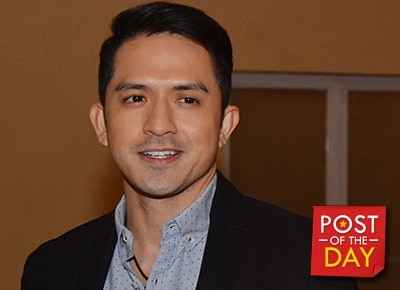 LOOK: Dennis Trillo and Jennylyn Mercado's 'very sweet' photo in Amsterdam