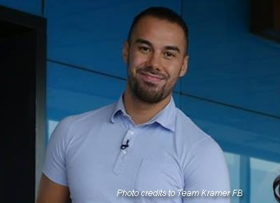 Doug Kramer opens up about suffering from a stroke