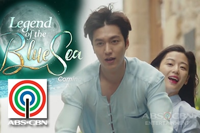Legend of the Blue Sea Trade Trailer: Coming in 2017 on ABS-CBN!
