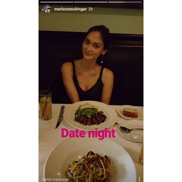 LOOK: Marlon Stockinger goes on a date with Pia Wurtzbach