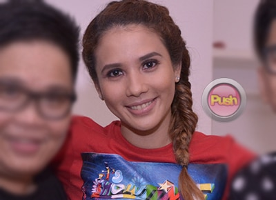 Karylle refuses to comment on Zsa Zsa Padilla-Conrad Onglao reconciliation