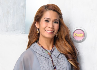 Pokwang emotional as mother's condition grows worse