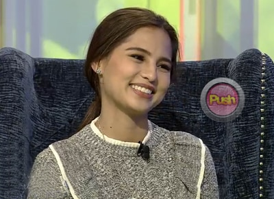 Jasmine Curtis-Smith: 'Love is Jeff (Ortega)'