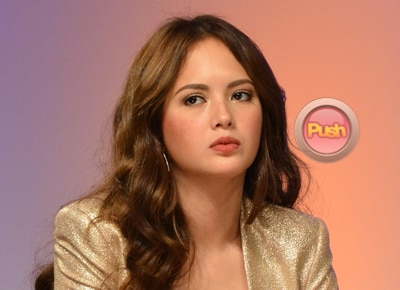 Ellen Adarna explains the reason why she passed out during a sexy photo shoot