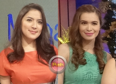 Ara Mina reveals she's very much happy for Sunshine Cruz' second chance at love
