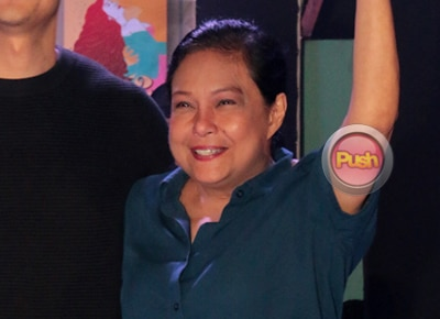 Nora Aunor reacts to new MMFF choices