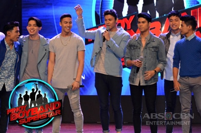 IN PHOTOS: Kiligity-filled performance of Pinoy Boyband Superstar Grand Finalists at the ABS-CBN Med