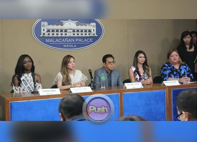 Nine candidates to join Pia Wurtzbach at the Miss Universe kick off ceremony