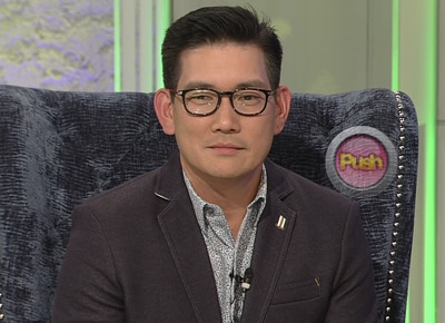 Richard Yap on his dad: 'We didn't see eye to eye on the relationship that I had with my wife'