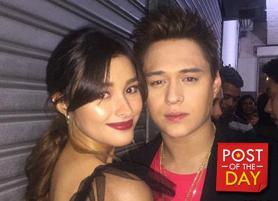 LOOK: Enrique Gil says Liza Soberano is his 'other half'