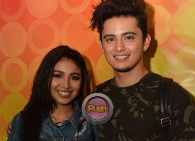 Nadine Lustre fully supports James Reid's first solo album for 2017