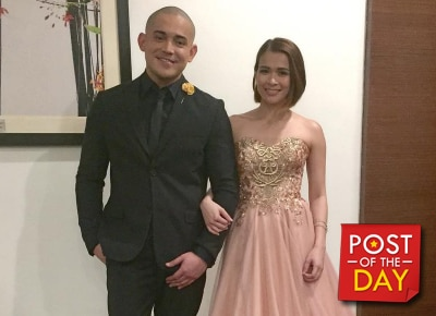 LOOK: Paolo Contis says LJ Reyes is 'close to perfection'
