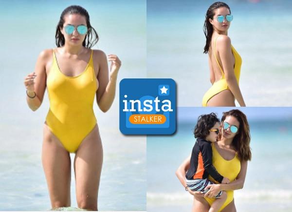 INSTASTALKER: Sarah Lahbati's pre-New Year beach getaway