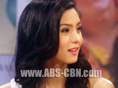 Kim Chiu is excited about finishing her dream house