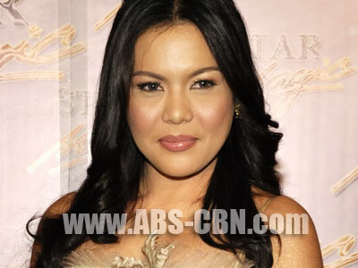 Laarni Lozada is still happy with how her career is going