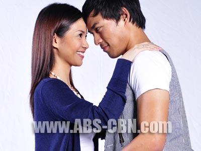Kaye Abad does another love scene with leading man Guji Lorenzana