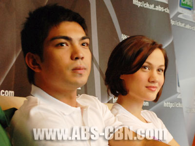 Jolo Revilla admits that he is attracted to Melissa Ricks