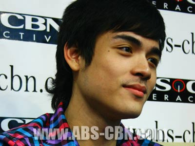 Xian Lim prefers to have different leading ladies