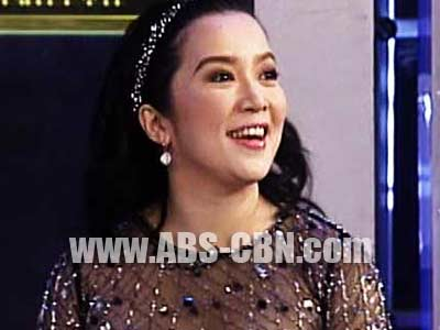 Kris Aquino reveals that Kim Chiu was nervous during the first taping day of their soap