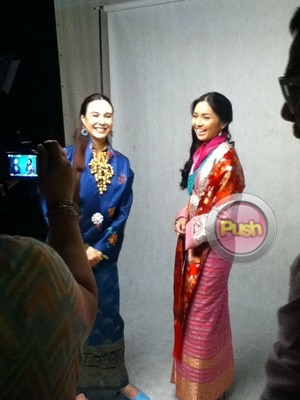 Behind the scenes of Princess and I pictorial_00006-282