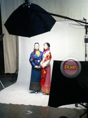 Behind the scenes of Princess and I pictorial_00012-282