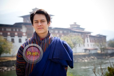 More Princess and I  Pictures in Bhutan_00037-291