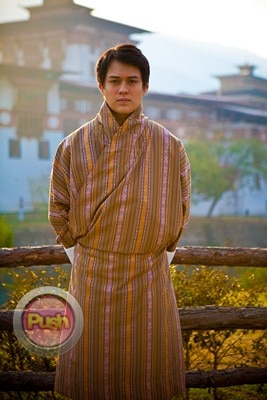 More Princess and I  Pictures in Bhutan_00012-291