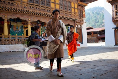 More Princess and I  Pictures in Bhutan_00015-291