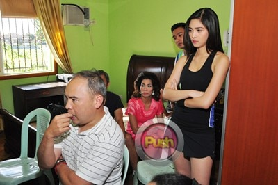 Behind the scenes of Star Magic movie with Kim and Pokwang_00008-303