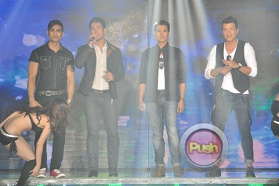 Behind the scenes of Star Magic 20th Anniversary in ASAP 2012 Part 2_00010-379