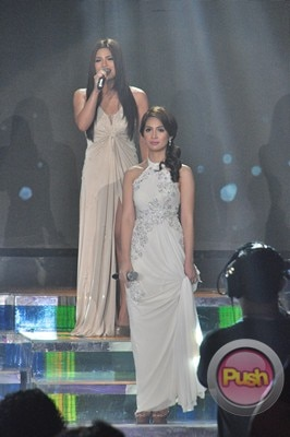 Behind the scenes of Star Magic 20th Anniversary in ASAP 2012 Part 2_00045-379