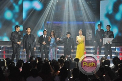 Behind the scenes of Star Magic 20th Anniversary in ASAP 2012 Part 2_00055-379