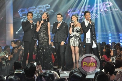 Behind the scenes of Star Magic 20th Anniversary in ASAP 2012 Part 2_00068-379
