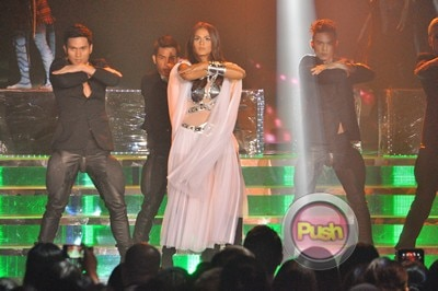 Behind the scenes of Star Magic 20th Anniversary in ASAP 2012 Part 2_00080-379