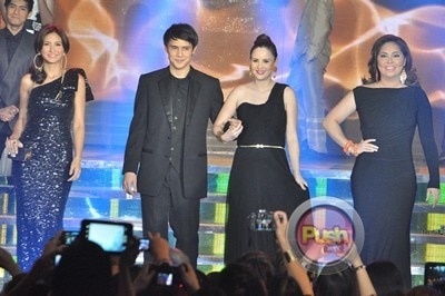 Behind the scenes of Star Magic 20th Anniversary in ASAP 2012 Part 3_00032-380