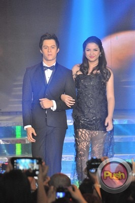 Behind the scenes of Star Magic 20th Anniversary in ASAP 2012 Part 3_00062-380