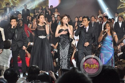 Behind the scenes of Star Magic 20th Anniversary in ASAP 2012 Part 3_00098-380