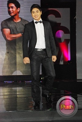 Coco Martin during the Bench Deo Cologne for Men Launch_00016-431