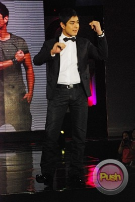 Coco Martin during the Bench Deo Cologne for Men Launch_00020-431