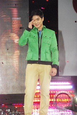Coco Martin during the Bench Deo Cologne for Men Launch_00032-431