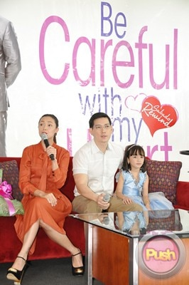 Be Careful with my Heart Album Presscon_00035-437