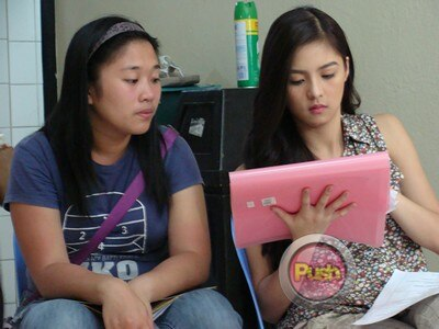 ON THE SET 'Ina Kapatid Anak' first taping day_00004-455